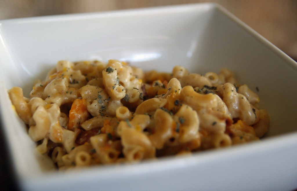 Butternut Bacon Mac and Cheese - lifefromthegroundup.us