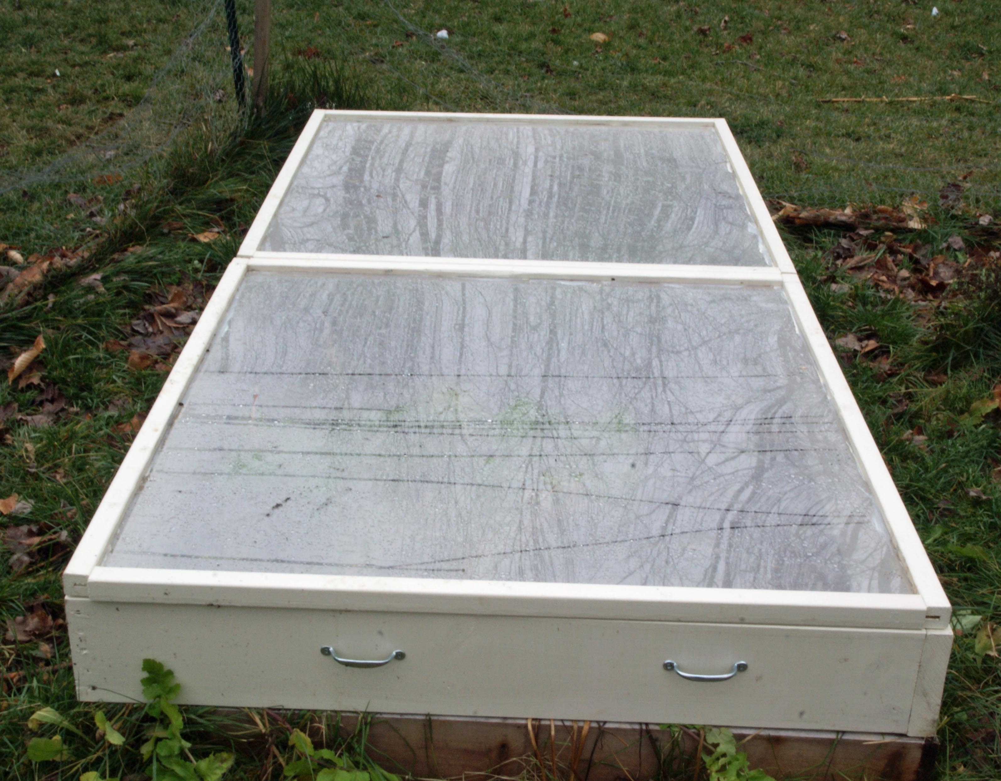diy cold frame lifefromthegroundupus