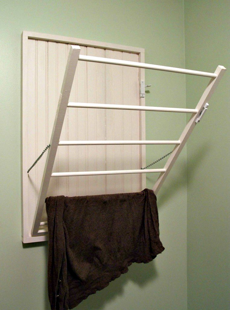 Diy Drying Rack