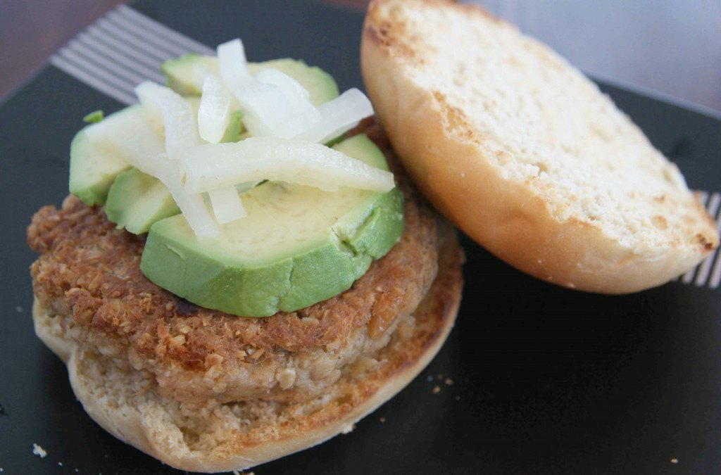 Easy Salmon Burger - lifefromthegroundup.us