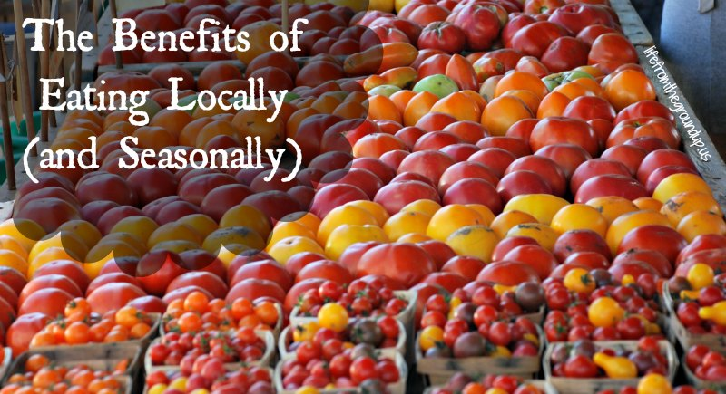 Benefits of Eating Locally - lifefromthegroundup.us