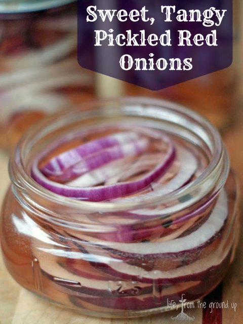 Pickled Onions - lifefromthegroundup.us