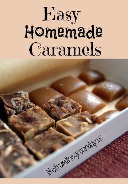 Homemade Caramel without Corn Syrup
