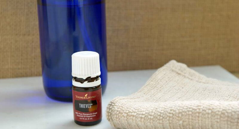 DIY Non-Toxic Household Cleaner