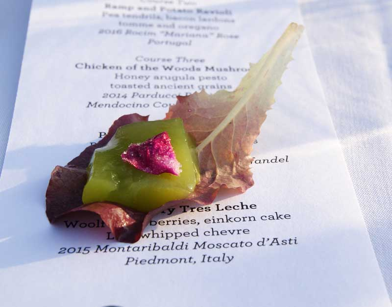 Plated Landscape - Ohio City Farm