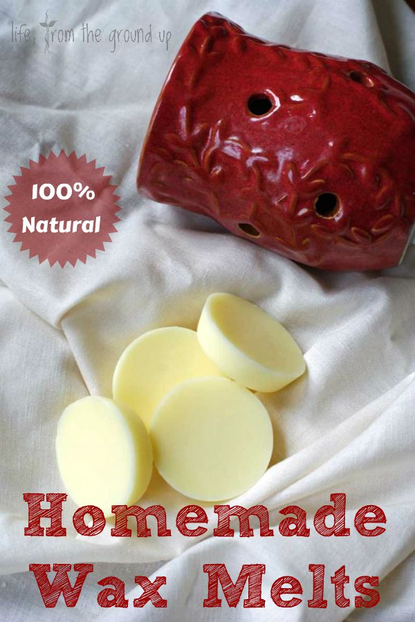 Homemade Wax Melts